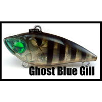 Vibe - 40mm (1.57 inch) - Sinking - 3.6 Grams (0.127 ounce) - GHOST BLUEGILL