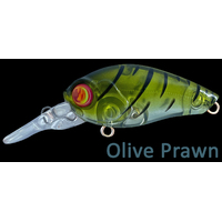 Crank - 35mm (1.38 inch) - Deep - OLIVE PRAWN